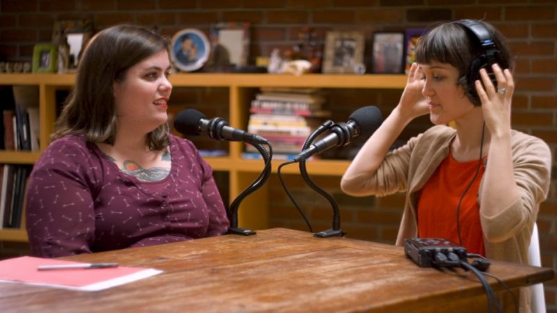 StoryCorps: How to Setup a Microphone