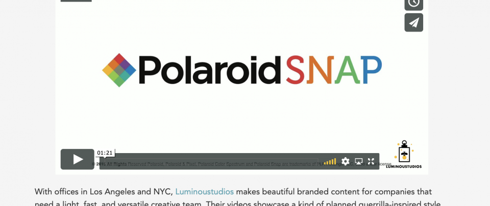 6 Awesome Video Production Companies