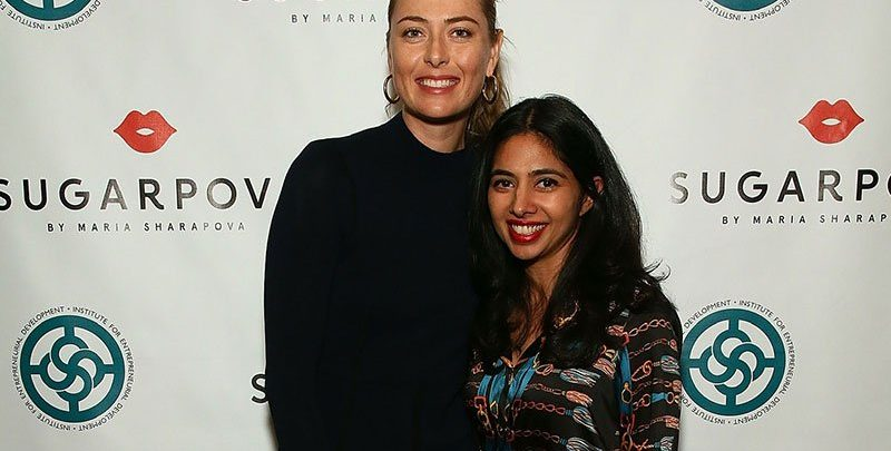 Veronica Beard and Maria Sharapova's Give Back Event